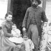 John Ware and Family - AB - 1896.png